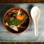 Cura de slabit cu supa de pui