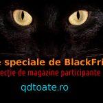 Vezi ofertele magazinelor partenere Black Friday