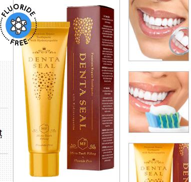 plombeaza dintii pasta dinti fara fluor