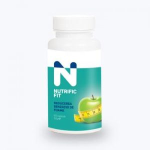 reduce pofta de mancare nutrific fit capsule