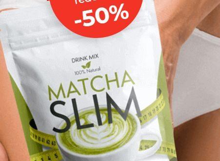 Matcha Slim cel mai nou produs de slăbit