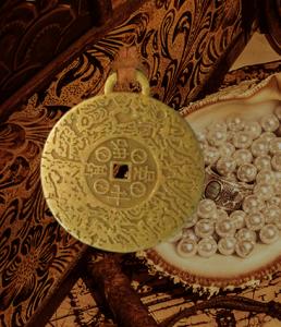Amuleta norocoasă livrat in Franța